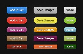 Photoshop Layer Styles for Buttons – Part III