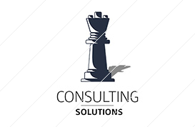 Chess Consulting Logo Template