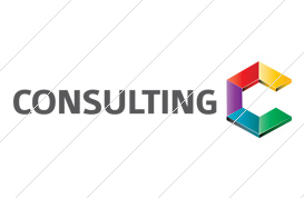 Color Consulting Logo Template