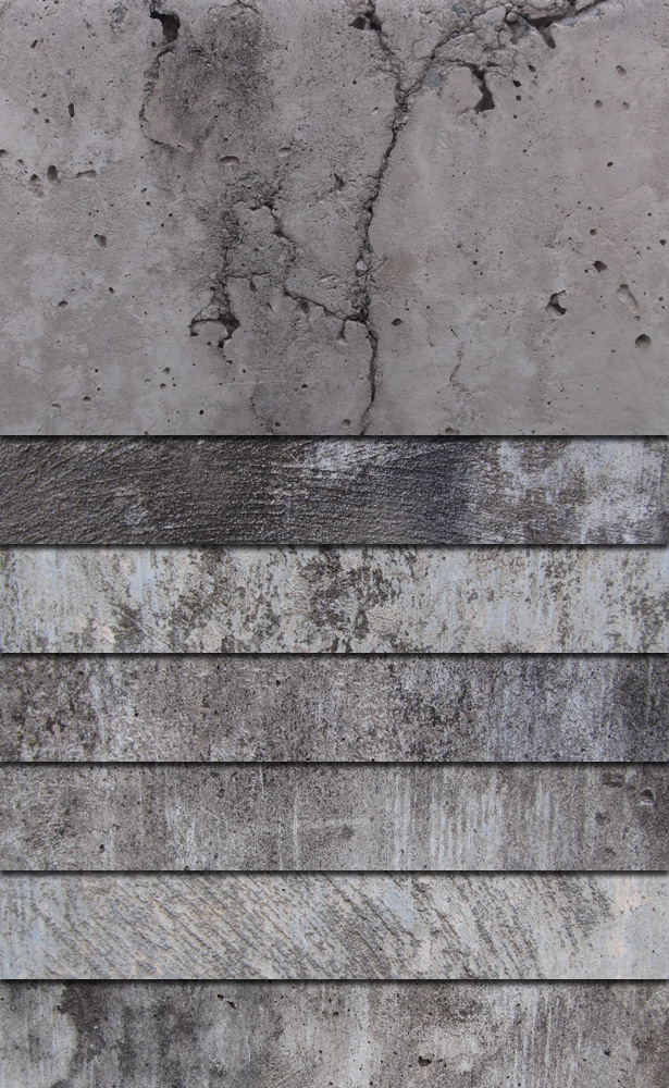 Distressed Concrete Textures - Part II
