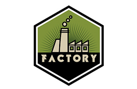 Factory Logo Template