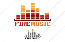 Fire Music Logo