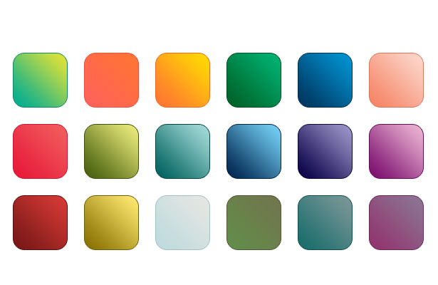 Gradients Super Pack 2
