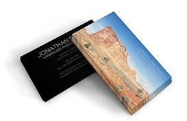 Landscape Photography Business Card