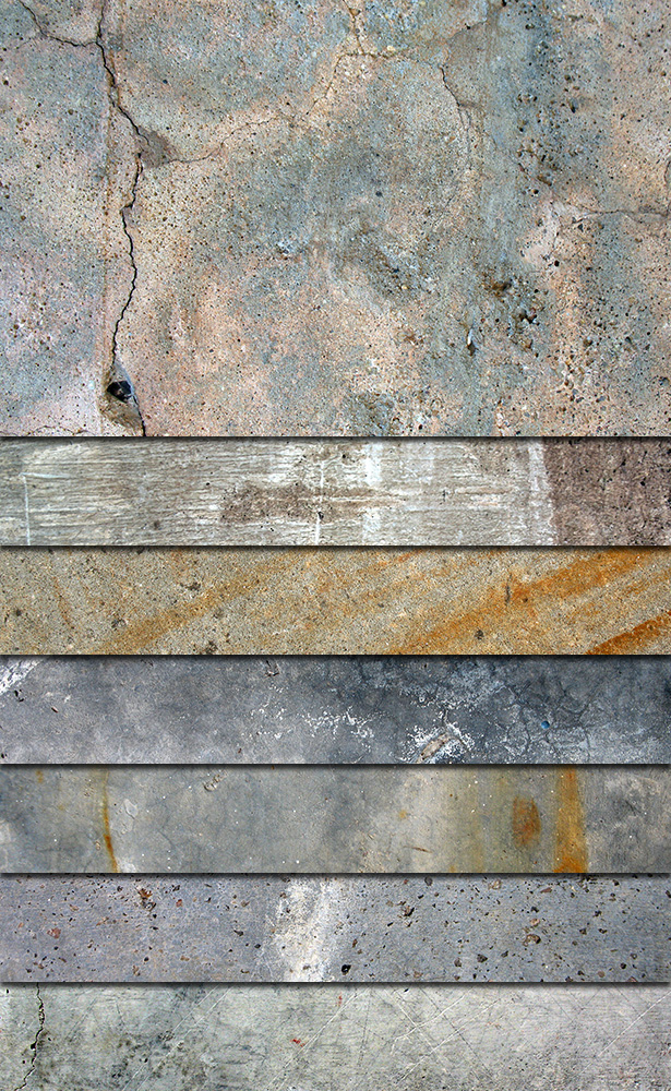 Old Concrete Textures - Part II