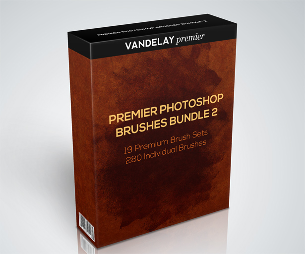 Premier Photoshop Brushes Bundle 2