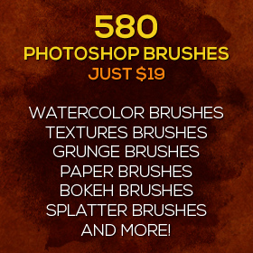 Premier Photoshop Brushes Bundle Deal