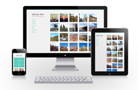 Basic Photography Responsive HTML Template