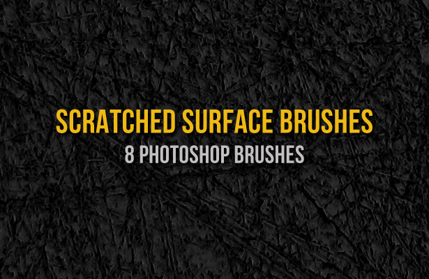 Scratched Surface Brushes
