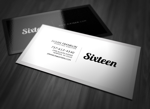 Simple Stylish Business Card