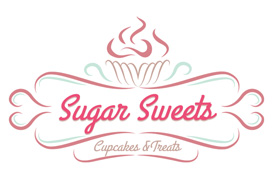 Sugar Sweets Logo Template