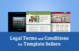 Legal Terms and Conditions for Template Sellers
