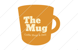 The Mug Logo Template