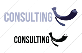 Tie Consulting Logo Template