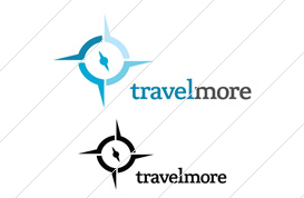 Travelmore Logo Template