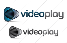 Video Play Logo Template