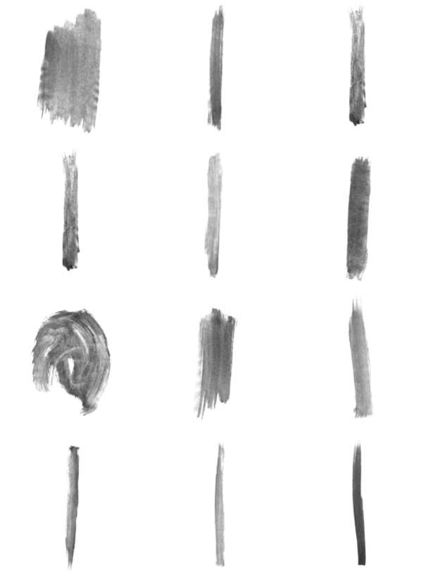 Watercolor Brushes - Part III
