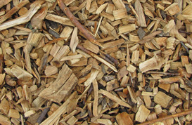 Wood Chips Textures