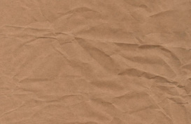 Wrinkled Brown Paper Textures